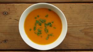 Butternut Miso Soup